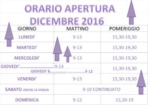 orario-dicembre-2016